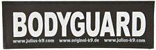 Julius K9 8151517 2 Velcro Stickers Bodyguard Large Pet New UK SELLER UK STOCK
