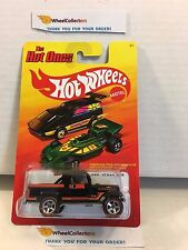Jeep Scrambler Black * CHASE Redline * The Hot Ones * Hot Wheels * L6