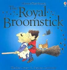 The Royal Broomstick (Usborne First Stories), Amery, Heather, Good Book