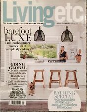 Living Etc Barefoot Luxe Going Global Bathing Special Aug 2015 FREE SHIPPING!