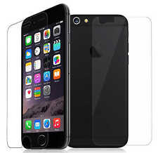 Tempered Glass Apple iPhone 4 4S vorne / hinten Hartglas Schutzglas H9