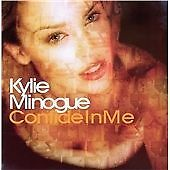 KYLIE MINOGUE -CONFIDE IN ME (ORIGINAL 2002 CAMDEN) CD ALBUM