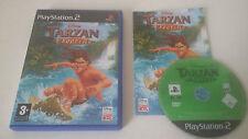 DISNEY TARZAN FREERIDE - SONY PLAYSTATION 2 - JEU PS2 COMPLET