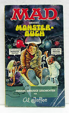 MAD grosses Monster Buch Nr. 18 Comic TB (Lot-L-3494+