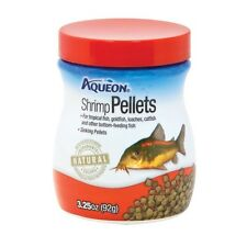 Aqueon Shrimp Pellets 3.25oz Direct from Manufacture (Free Shipping in USA)