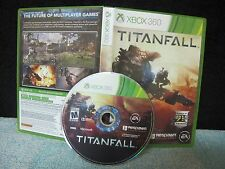 Titanfall Xbox 360 Video Game, cleaned and tested!