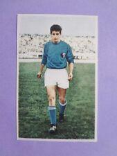 FIGURINA CALCIATORI FOOTBALL SOCCER ITALIA RIVERA  ANNI 60 LUCIDA OTTIMA NEW-FIO