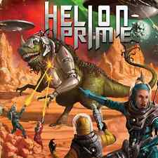 HELION PRIME - Helion Prime (NEW*US METAL*IRON SAVIOR*DREAM EVIL*STAR ONE)