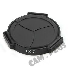 Auto Retractable Lens Cap Protector for Panasonic LUMIX DMC-LX7GK LX7 Camera