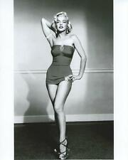 Marilyn Monroe Pin Up Black And White 8x10 Photo Picture Celebrity Print