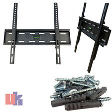 "New TV Wall Bracket for Screen LCD Flat Plasma 3D TV 32"" 38 40 46 50 52 55"" inch"