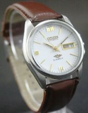 VINTAGE CITIZEN AUTOMATICO UOMO'S MADE IN JAPAN OROLOGIO MEN'S WATCH - I2728