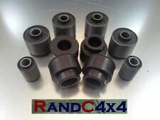 1244 Land Rover Defender Suspensión Delantera Radio Arm & Panhard Rod Bush Kit to94