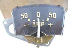 NOS Ammeter Gauge 1951 Chrysler New Yorker C52 Amp Gage Genuine Mopar 1383387