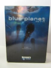 The Blue Planet: Seas of Life (DVD 2008, 5-Disc Set, Special Collector Edition