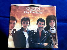 QUEEN~PLAY THE GAME~A HUMAN BODY~UNPLAYED STORE STOCK~ELEKTRA 46652~ POP 45