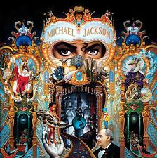 Michael Jackson - Dangerous 2x 180g vinyl LP NEW/SEALED Bad Thriller King of Pop