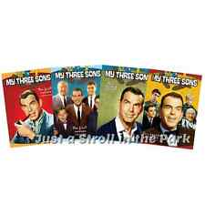 My Three Sons Original TV Series Complete Seasons 1 & 2 Box / DVD Set(s) NEW!