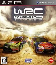(Used) PS3 WRC: FIA World Rally Championship  [Import Japan]((Free Shipping))
