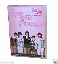 Boys Over Flowers Korean Drama (6DVDs) Excellent English & Quality - Box Set!