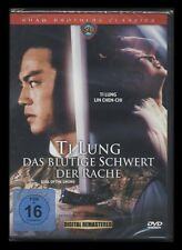 DVD TI LUNG - DAS BLUTIGE SCHWERT DER RACHE - SHAW BROTHERS (Soul Of The Sword)