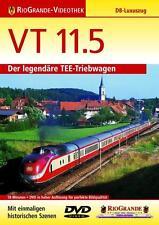 DVD VT 11.5 - Der legendäre TEE - Triebwagen Rio Grande
