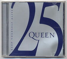 QUEEN Keep Yourself Alive - promo CD single 1998 - come nuovo-excellent