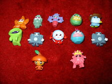 JOB LOT OF MOSHI MOSTERS FIGURES