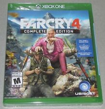 Far Cry 4 Complete Edition for Xbox One Brand New! Factory Sealed!