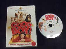 "USED DVD Movies ""Good Boy! ""   (G)"