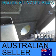 "VU VY VZ UTE empty 10inch subwoofer box - 10"" Holden HSV LS1 sub fibreglass"