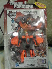 Transformers Generations Deluxe IDW Jhiaxus
