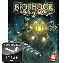 BIOSHOCK 2 PC AND MAC STEAM KEY
