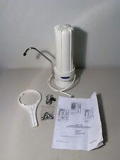 CRYSTAL QUEST Countertop Replacable Single Fluoride Water Filter System