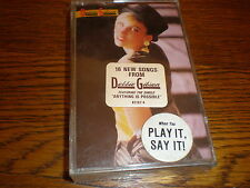 Debbie GIbson CASSETTE NEW Anything Is Possible