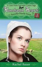 Handspun Hearts : Sommer Family Farm (a Lines from Lancaster County Saga) by...