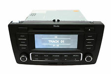 OEM Skoda Octavia Stereo Radio CD MP3 Player with Bluetooth 2007 2008 2009 2013