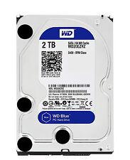 """WD 2TB Desktop Internal Sata Hard Disk Drive 3.5"""" Western Digital WD20EZRZ 2 TB"""