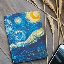 Van Gogh Oil Art Flip Painting Folio Case Cover For Amazon Kindle Paperwhite