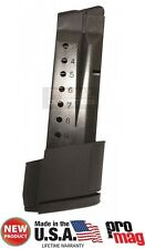 ProMag Smith &Wesson S&W M&P9 Shield 9mm Extended 10 Round Magazine SMI28 NEW