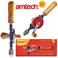 Am-Tech 2 Piece Hand Drill
