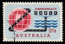 AUSTRALIA 381 (SG362) - Commonwealth Pacific Cable Service (pa61567)