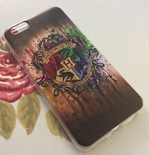 IPhone 6 6s téléphone portable étui de protection souple harry potter magic poudlard noël