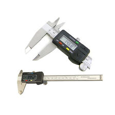 "6"" Digital VERNIER CALIPER Gauge Electronic Micrometer Measurement 150mm Depth"