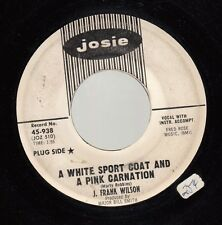 Rock Teen 45 J. Frank Wilson - A White Sport Coat And A Pink Carnation / Forget