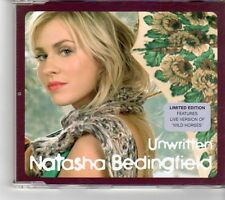 (FK577) Natasha Bedingfield, Unwritten - 2004 Ltd Ed CD