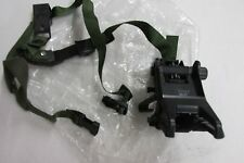 NEW AN PVS-7 KEVLAR NIGHT VISION GOGGLE HELMET MOUNT UNISSUED PASGT US ARMY USMC