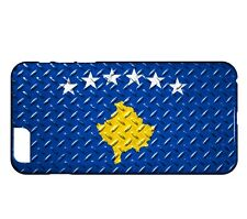Coque iPhone Plus 7 Plus Drapeau KOSOVO 05