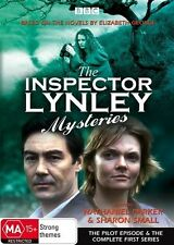 The Inspector Lynley Mysteries : Series 1 (DVD, 2016, 3-Disc Set) (Region 4)