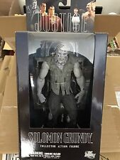 DC Direct Justice League JLA  Alex Ross Series 4 Solomon Grundy Figure (MISP)